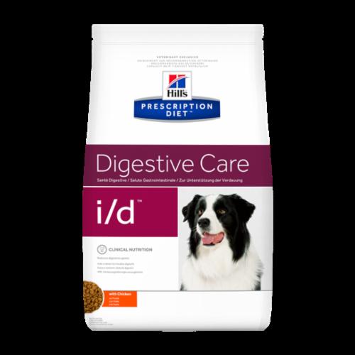 Корм Hills Digestive Care I/D для собак при лечении ЖКТ 12 кг